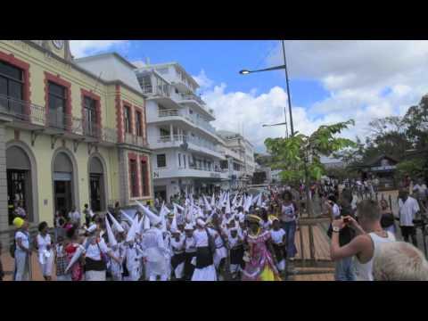 Caribien, med GRAND DANOIS