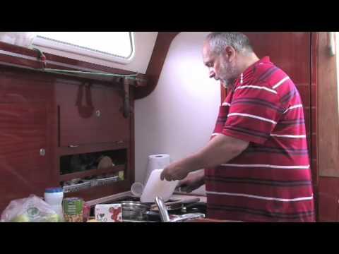 Pommes Diable & Gateau au Fromage