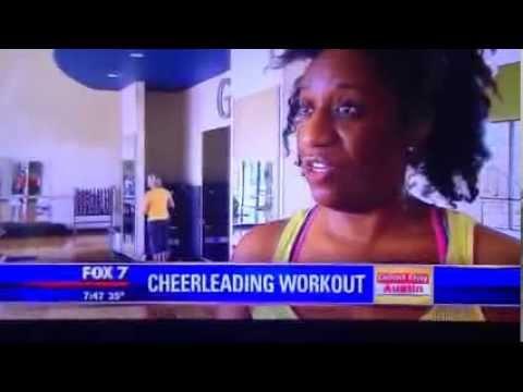 FIT 2 CHEER & FOX NEWS Part 1
