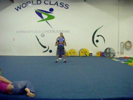 Kimberly Newbern Stunt