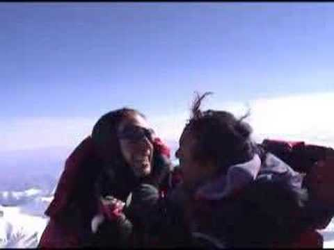 Mt. Everest Summit Video - Everest Peace Expedition