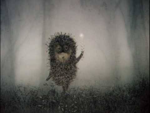 Yuri Norstein Hedgehog in the fog 1975