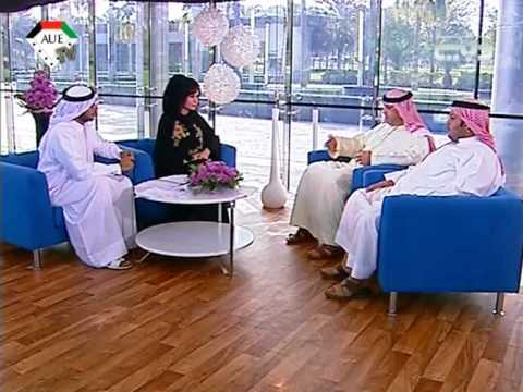 Dubai TV Interview about AUE Car Show 2012