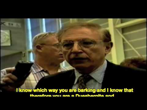 Interview with Dr Robert Gallo - Geneva World AIDS Conference 1998