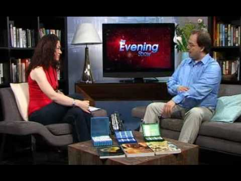 "Homeopath, Mark O'Sullivan Interviewed on ""The Evening Show"" for City Channel"