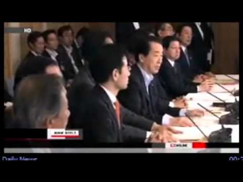 TEPCO Admits Fukushima in Meltdown Worst Case Scenario 5/12/11