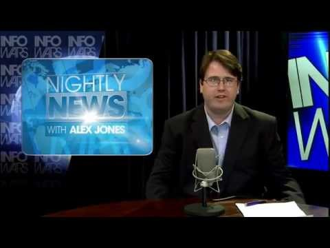 Infowars Hidden Camera - Fluoride Treatment Facility: Nightly News Report