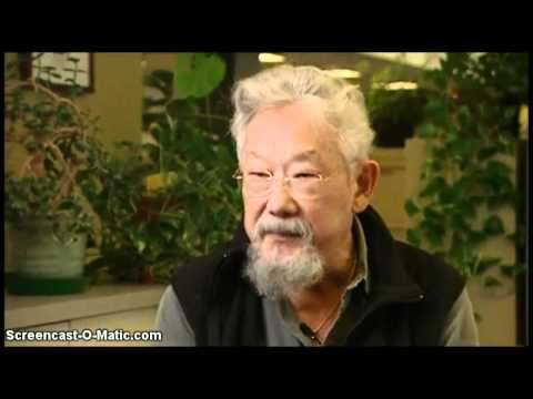 Godfather Of Environment David Suzuki Speaks About Environmentalism and Future Generations