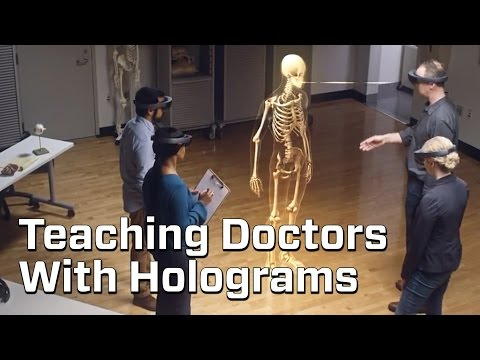 Future Doctors Could Be Taught With Holograms