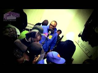 THE UPRISE GOSPEL GARAGE CYPHER Pt 1