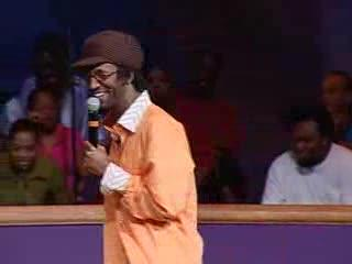 Rickey Smiley - Church Back in the Day