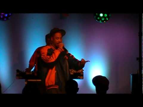 """Oracle performs """"Forgetting The Past"""" at his Mixtape release party!"""