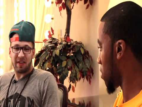 Antidote Interview with Andy Mineo Pt.1