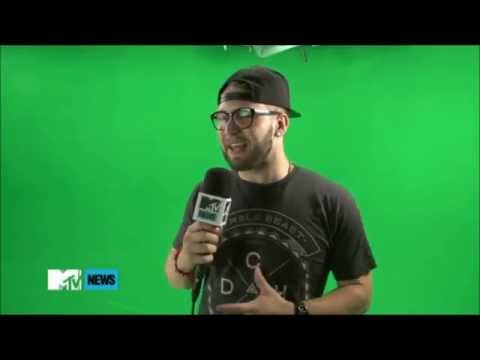 MTV News | On The Set: Andy Mineo's 'You Can't Stop Me' Music Video