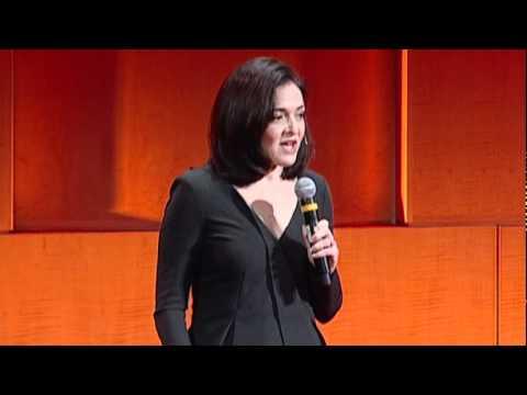 Sheryl Sandberg: Why we have too few women leaders