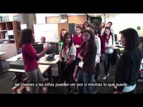 Díá de las niñas en las TIC 2014