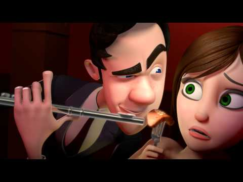 "CGI Animated Short HD: ""Brain Divided"" by Josiah Haworth, Joon Shik Song and Joon Soo Song"