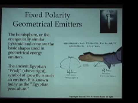 Egyptian Energy Science: BioGeometry Overview (3/9)