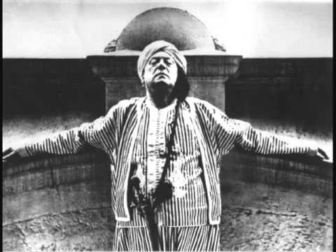 Rare recording of Aleister Crowley