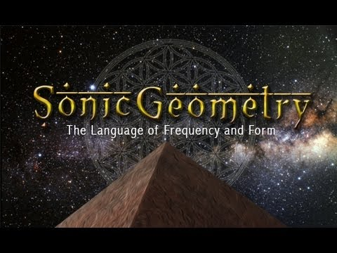 Sonic Geometry: The Language of Frequency and Form