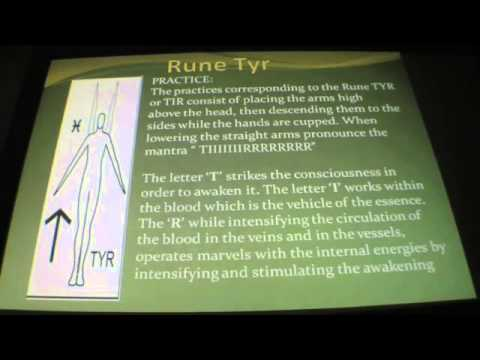 Gnosis c 08  Working With The Runes