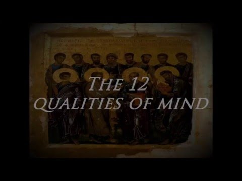 Neville Goddard- The 12 Disciples (The 12 Qualities Of Mind)