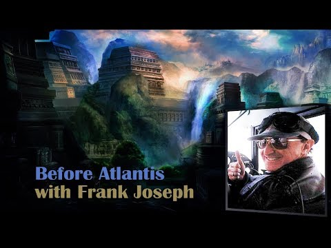 Unslaved Podcast: Before Atlantis (with Frank Joseph)