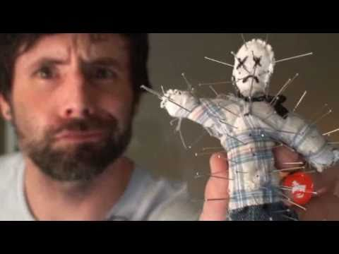 How to Make a Poppet or Voodoo Doll - Myth & Magic Ep. 3 Part 2
