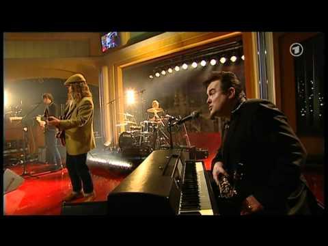 Edwyn Collins feat. Boz Boorer - Losing Sleep (live) | Harald Schmidt Show 10.02.2011