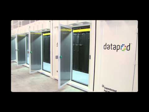 Datapod | Manufactured Data Centre Solution