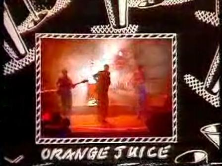 Orange Juice - Falling & Laughing