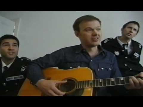 Edwyn Collins - Adam & Joe Show - Vinyl Police