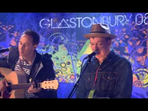 Edwyn Collins- 'Home Again' (Backstage Live At Glastonbury 2008)