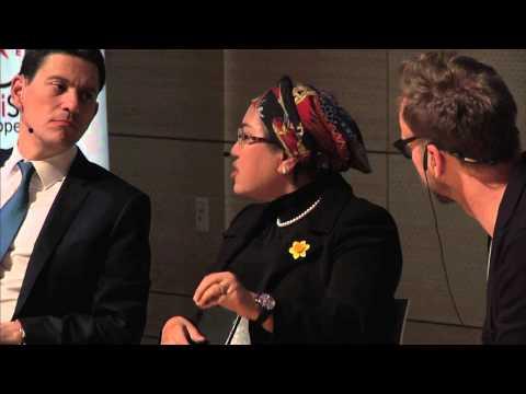 ICCM 2014: Fireside Chat [Riazi, Mahmood & Miliband]