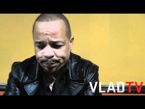 Ice-T on How Hustling Prepared Him for Success