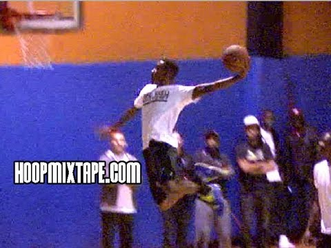 Brandon Jennings Goes OFF For 70 Points! Crashes Random NYC Rec Center!