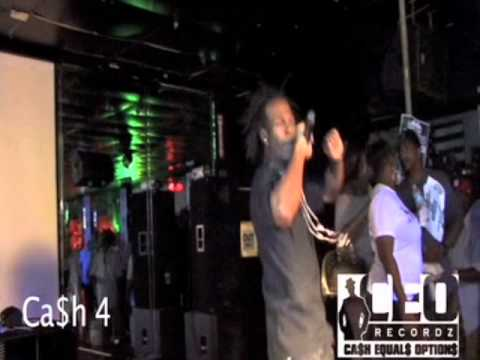 CASH 4 Live in ATL (On Phire ft Roscoe Dash, Bananas ft Tha Joker) / CEO Recordz