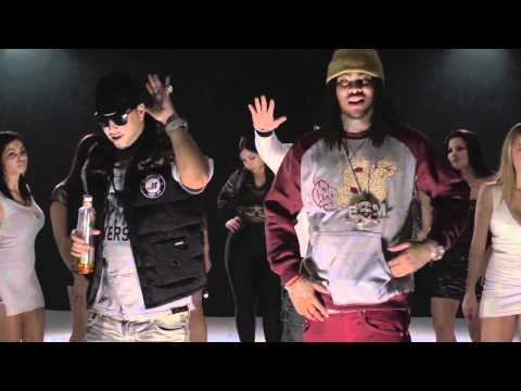 French Montana & Waka Flocka Ft. Chinx Drugz - Black And White (Official Video)