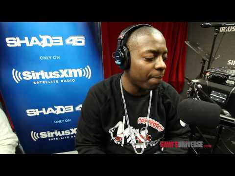 """Uncle Murda Performs """"My Moment"""" on Sway in the Morning"""