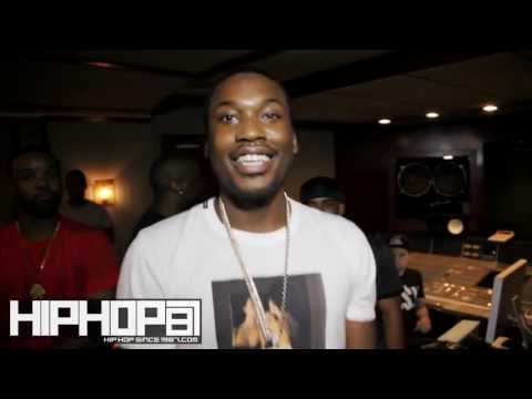 Meek Mill - Work Freestyle (HHS1987 Exclusive)