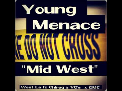 Young Menace - Mid West (Prod By iTrez Beats) #WestLa 2 #Chiraq