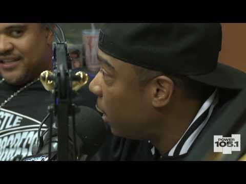 Ja Rule and Irv Gotti (Part 2) Interview At The Breakfast Club Power 105.1