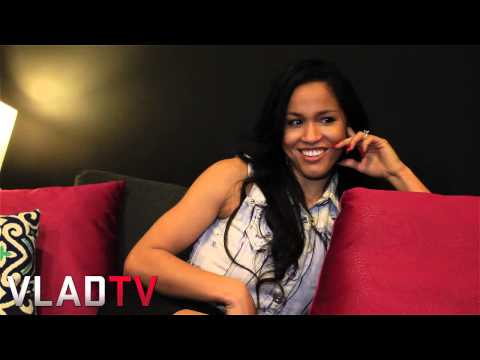 Rosa Acosta Talks Owing Fabolous & Being Stalked