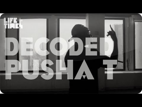 "Pusha T Breaks Down 'King Push' Off ""MNIMN""- DECODED"