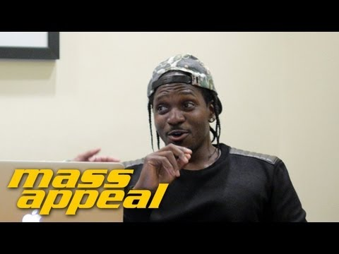 """Release Roundtable"" - Pusha T Talks MNIMN Part 3"