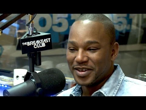 Cam'Ron Interview at Breakfast Club Power 105.1 (PART 1)