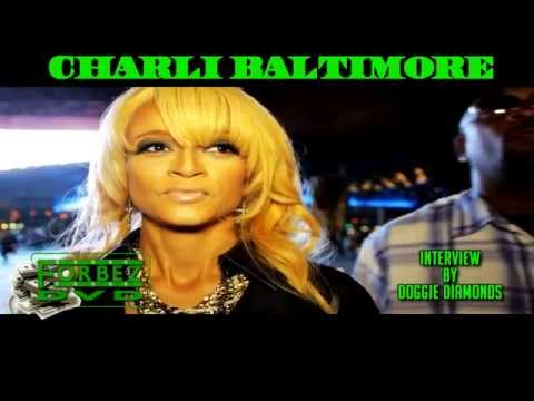 Charli Baltimore Says Jay-Z Didn't Stab Un Over Her!