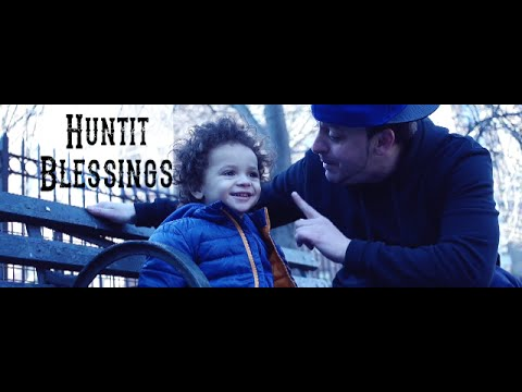 BLESSINGS (OFFICIAL) VIDEO BY HUNTIT DIRECTED BY @REDNYC1979 PRODUCED BY MAZIK BEATS