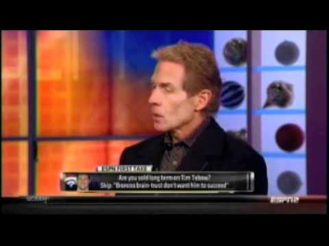 Joe Budden on ESPN 1st Take Part 1