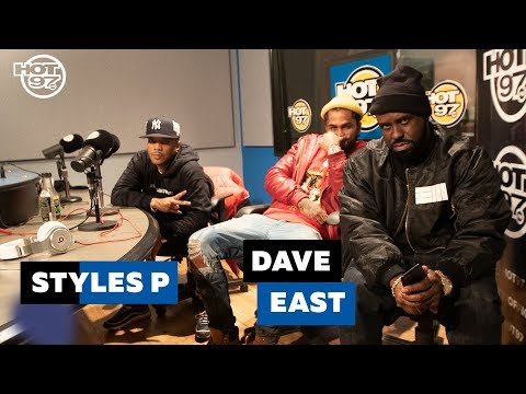 STYLES P & DAVE EAST | Funk Flex | #Freestyle111 PART 1